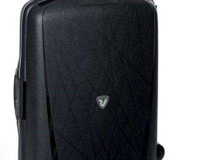 Riduzione del 25% del peso di una valigia in PP